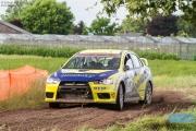 Adwin Hoondert - Ruud Koole - Mitsubishi Lancer EVO 10 - GTC Rally 2014 - Etten-Leur