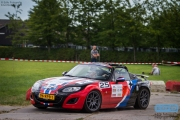 Mazda MX 5 - 5 min auto - GTC Rally 2014 - Etten-Leur