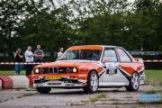 Gerard Tijink - BMW M3 E30 - GTC Rally 2014 - Etten-Leur