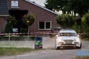 Ad Smits Arie Boertje - Ford Escort RS Cosworth - GTC Rally 2014 - Etten-Leur