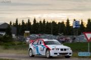 Niels de Bruijn - Jeroen de Vos - BMW Compact M3 - GTC Rally 2014 - Etten-Leur