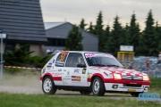 Wim Stevens - Marjolein Kustermans - Peugeot 205 GTi - GTC Rally 2014 - Etten-Leur