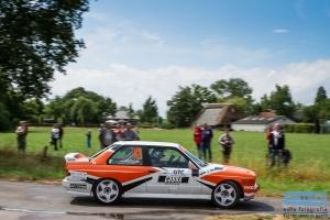 Mike Veldhuisen - BMW E30 M3 - GTC Rally 2014 - Etten-Leur