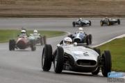 Rod Jolley - Lister Jaguar Monzanapolis - Historic Grand Prix Zandvoort