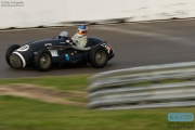 Shirley van der Lof - Adrian van der Kroft - HWM-Alta F2 - Historic Grand Prix Zandvoort