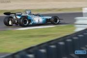 Klaus Bergs - Brabham BT36 - Historic Formula 2 Championship - Historic Grand Prix Zandvoort