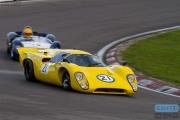 Steve Tandy - Lola T70 MK3B - FIA Masters Historic Sports Car - Historic Grand Prix Zandvoort