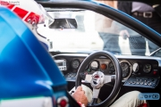 Hans Hugenholtz - Ford GT40 - FIA Masters Historic Sports Car - Historic Grand Prix Zandvoort