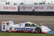 Richard Eyre - RJM - Jaguar XJR16 - Historic Group C / GTP Racing Championship - Historic Grand Prix Zandvoort