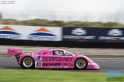 Richard Bateman - Danby Racing - Spice SE90C - Historic Group C / GTP Racing Championship - Historic Grand Prix Zandvoort