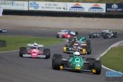 Ian Simmonds - Tyrrell 012 - FIA Masters Historic Formula one - Historic Grand Prix Zandvoort