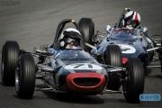 Alan Bailie – Cooper T71/73 – HGPCA Race for Pre 1966 Grand Prix Cars – Historic Grand Prix Zandvoort