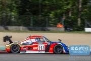 Bourdouch - Hallaert - Daniels - Domec Racing - Radical RXC - BelCar Trophy - BRCC - New Race Festival Circuit Zolder