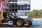 Wolf GB08 - Bas Koeten Racing - Supercar Challenge - New Race Festival - Circuit Zolder