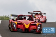 Donald Molenaar - Henk Thuis - Radical Spyder - Supercar Challenge - New Race Festival - Circuit Zolder