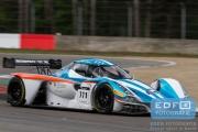 Paul Sieljes - Blueberry Racing - Praga R1 - Supercar Challenge - New Race Festival - Circuit Zolder