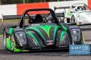 Leon Rijnbeek - B&T Racing - Radical SR3 - Supercar Challenge - New Race Festival - Circuit Zolder
