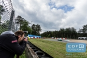 Hans van der Vleuten - Kim Troeyen - AT Motorsport - Ford Focus Silhouette - Supercar Challenge - New Race Festival - Circuit Zolder