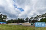 Kim Troeyen - AT Motorsport - Ford Focus Silhouette - Supercar Challenge - New Race Festival - Circuit Zolder