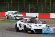 Huub Delnoij - Cor Euser - Van der Kooi Racing - Lotus Exige 250 Cup - Supercar Challenge - New Race Festival - Circuit Zolder