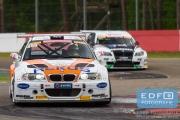Marcel van der Maat - Peter Scheurs - BS Racing Team - BMW E46 GTR - Supercar Challenge - New Race Festival - Circuit Zolder