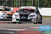 Steve van Bellingen - Eric Qvick - Comparex Racing - BMW WTCC - Supercar Challenge - New Race Festival - Circuit Zolder