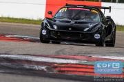 Luuk van Loon - Van der Kooi - Van der Kooi Racing - Lotus Exige - Supercar Challenge - New Race Festival - Circuit Zolder