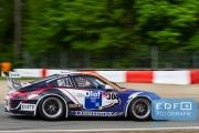 Erol Ertan - René Wijnen - Lammertink Racing - Porsche 997 GT3 - Supercar Challenge - New Race Festival - Circuit Zolder