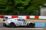 Huub Delnoij - Van der Kooi Racing - Lotus Exige 250 Cup - Supercar Challenge - New Race Festival - Circuit Zolder
