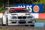 Dennis de Borst - Marth de Graaf - JR Motorsport - BMW 132 GTR - Supercar Challenge - New Race Festival - Circuit Zolder