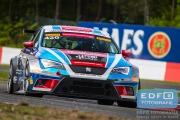 Dennis De Borst - Martin De Kleijn - FEBO Racing Team - Ferry Monster Autosport - Supercar Challenge - New Race Festival - Circuit Zolder