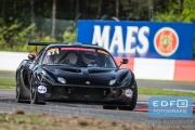 Luuk van Loon - Jan van der Kooi - Van der Kooi Racing - Lotus Exige - Supercar Challenge - New Race Festival - Circuit Zolder