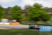 Kim Troeijen - AT Motorsport - Ford Focus Silhouette - Porsche 997 GT3 Cup - Ginetta G50 GT4 - Supercar Challenge - New Race Festival - Circuit Zolder