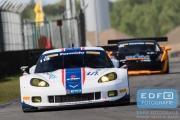 Nicolas van Dierendonck - Jeffrey van Hooydonk - Shipex SRT Racing - Corvette ZR1 GT1 - Supercar Challenge - New Race Festival - Circuit Zolder