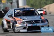 Bob Herber - Rapide Racing - Mercedes C63 - Supercar Challenge - New Race Festival - Circuit Zolder