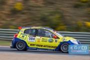 Rob Nieman - Spirit Racing - Renault Clio RS 2.0 - Supercar Challenge - New Race Festival - Circuit Zolder
