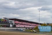 Dennis Houweling- Priscilla Speelman - Ferry Monster Autosport - Seat Sport Leon Cup Racer - Supercar Challenge - New Race Festival - Circuit Zolder