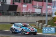 Dennis de Borst - Martin de Kleijn - FEBO Racing Team Ferry Monster Autosport - Seat Sport Leon Cup Racer - Supercar Challenge - New Race Festival - Circuit Zolder