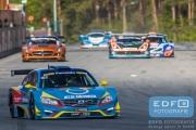 Henri Zumbrink - Volvo Reede Racing by Day-V-Tec - Volvo S60 V8 - Supercar Challenge - New Race Festival - Circuit Zolder