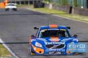 Max Koebolt -Day-V-Tec - Volvo S60 V8 - Supercar Challenge - New Race Festival - Circuit Zolder