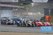 Start Superlights - Supercar Challenge Superlights - New Race Festival - Circuit Zolder