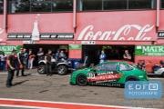 Kim Troeijen - AT Motorsport - Ford Focus Silhouette - Supercar Challenge - New Race Festival - Circuit Zolder