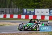 Leon Rijnbeek - B&T Racing - Radical SR3 - Supercar Challenge Superlights - New Race Festival - Circuit Zolder