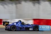 Wim Jeuris - M-Racing - Radical SR3SL - Supercar Challenge Superlights - New Race Festival - Circuit Zolder