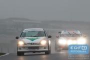 Christ van der Peijl - Michel Le Noble - REC Racing - Peugeot 206 GTi