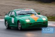 Tijn Jilisen - Boo Gielen - Porsche 944 S2 - PG Motorsport