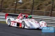 Ingo Lauscher - Radical SR3 - Supercar Challenge - Superlight Challenge - Paasraces 2015 - Circuit Park Zandvoort