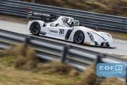 Ercan Osman - Michael Teichmann - Radical RXC Spyder - Teichmann Radical DE - Supercar Challenge - Superlight Challenge - Paasraces 2015 - Circuit Park Zandvoort