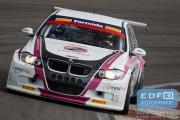 Keon Bogaerts - Mark van der Aa - BMW M3 E90 WTCC - European Staffing by JR Motorsport - Supercar Challenge - Supersportklasse - Paasraces 2015 - Circuit Park Zandvoort