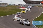 Huub Delnoij - Cor Euser - Lotus Exige 250 Cup - Van der Kooi Racing - Supercar Challenge - Supersportklasse - Paasraces 2015 - Circuit Park Zandvoort